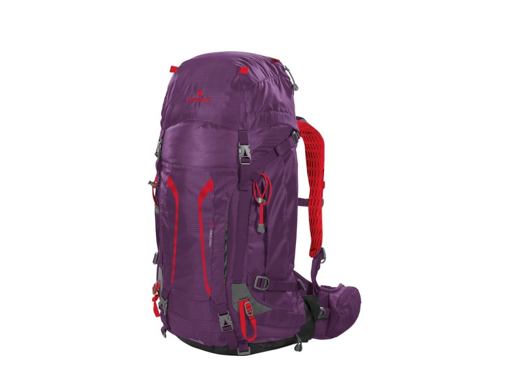 Finisterre 40 purple front