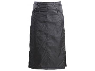 Zimní sukně přes kalhoty Original SKHOOP - černá