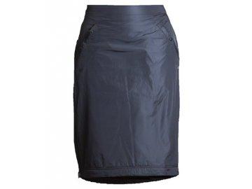 Zimní sukně Jonna Mid SKHOOP - black