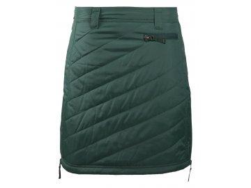Zimní sukně Sandy Short SKHOOP - forest green