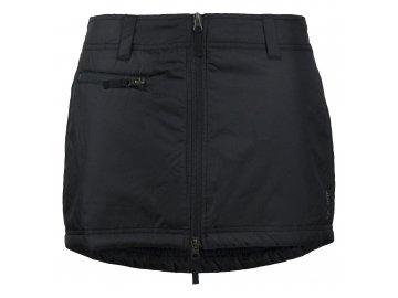 Zimní mini sukně Mini SKHOOP - black