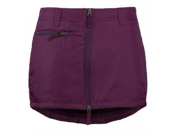 Zimní mini sukně Mini SKHOOP - bordeaux