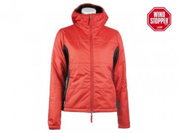 Zimní WINDSTOPPER® bunda Gretchen SKHOOP - mandarinka