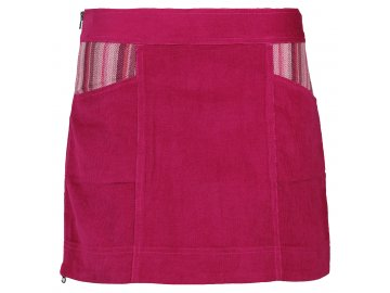 Manšestrová sukně Dolly Mini SKHOOP - fuchsiová