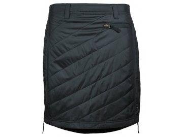 Zimní sukně Sandy Short SKHOOP 19 - černá