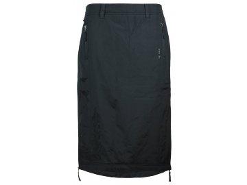 Zimní sukně pod kolena Mandy Mid SKHOOP - černá