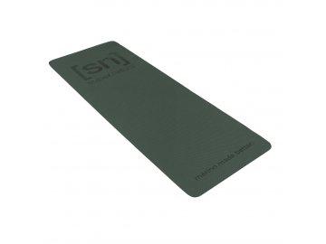 Yoga mat green 2