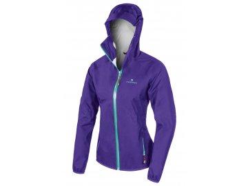 Dámská nepromokavá membránová bunda Kunene Ferrino - plum violet