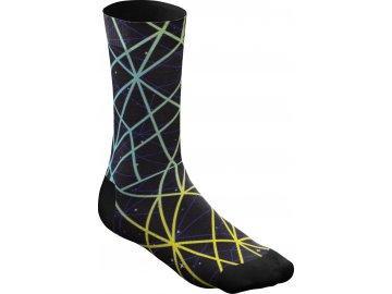 S20385005X Crazy Socks X066 Shadow