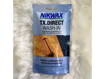 TX.Direct Nikwax - wash-in impregnace - 100 ml