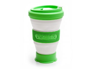pokito cup lime green