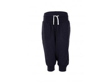 Dámské krátké Hareem kalhoty 175 [sn] - blue nights