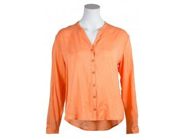 Dámská košile Florence SKHOOP - mandarinková