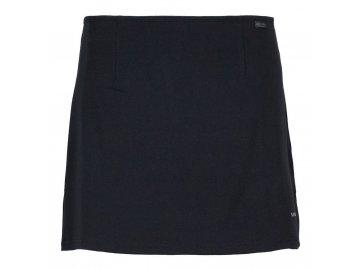 Letní funkční sukně Jackie SKHOOP - černá