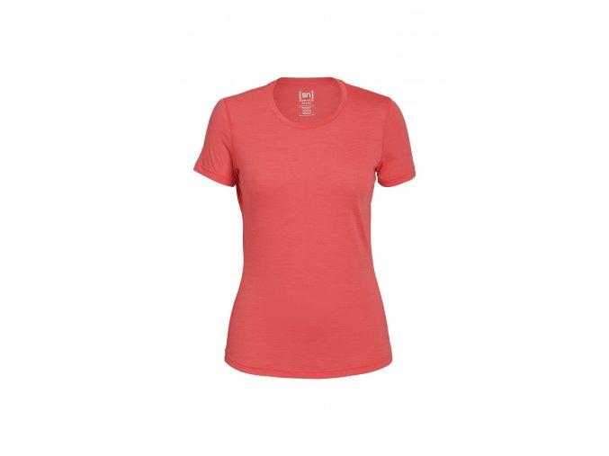 Dámské tričko Base Tee 140 [sn] - magma