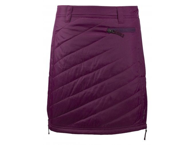 Zimní sukně Sandy Short SKHOOP - bordeaux