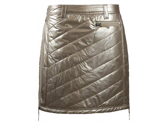 Zimní sukně Sandy Short SKHOOP - champagne