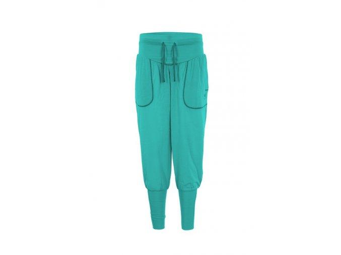 Dámské Hareem kalhoty 175 [sn] - pool green