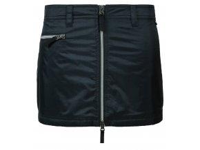 Zimní neprofoukavá WINDSTOPPER® sukně Mini SKHOOP - černá