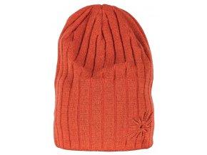 Zimní čepice Original SKHOOP - rezavá
