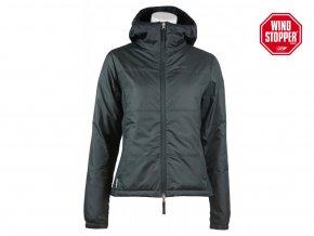Zimní WINDSTOPPER® bunda Gretchen SKHOOP - černá