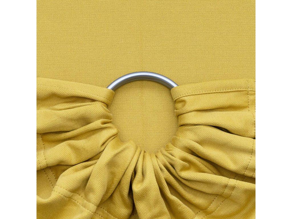 ring sling chevron senfgelb (1)