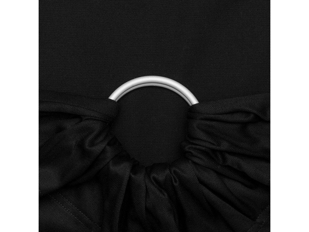 fidella ring sling chevron schwarz