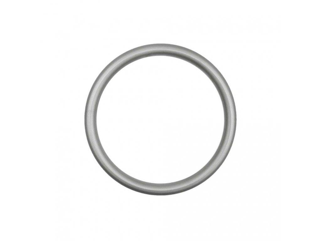 Ring sling kroužky velikost M šedá