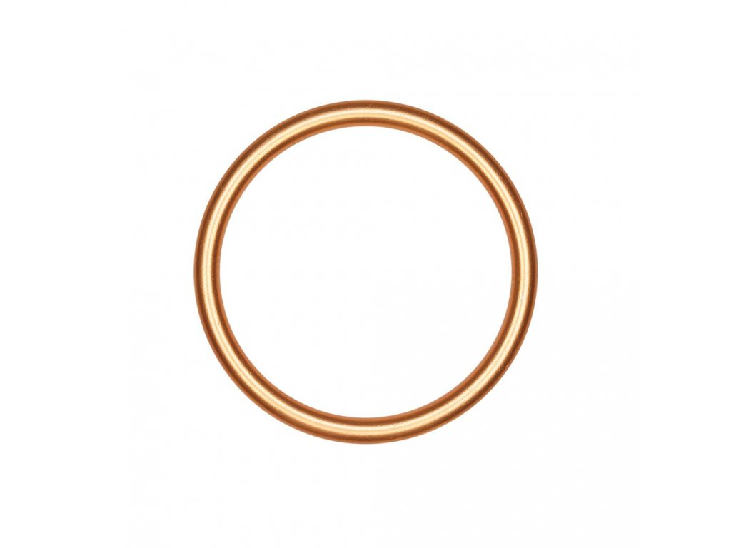 Ring sling kroužky velikost M měděná