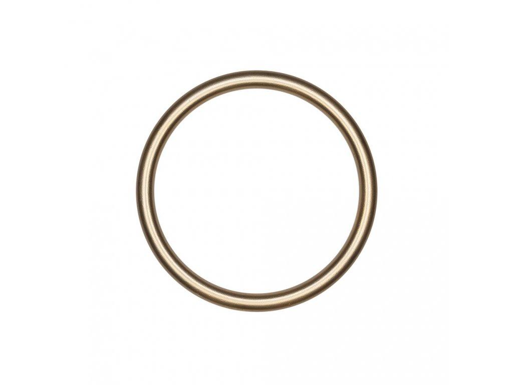 Ring sling kroužky velikost M bronzová