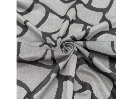 baby wrap giraffe anthracite size 6 460 cm 4