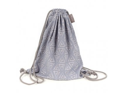 daybag paperclips ash blue