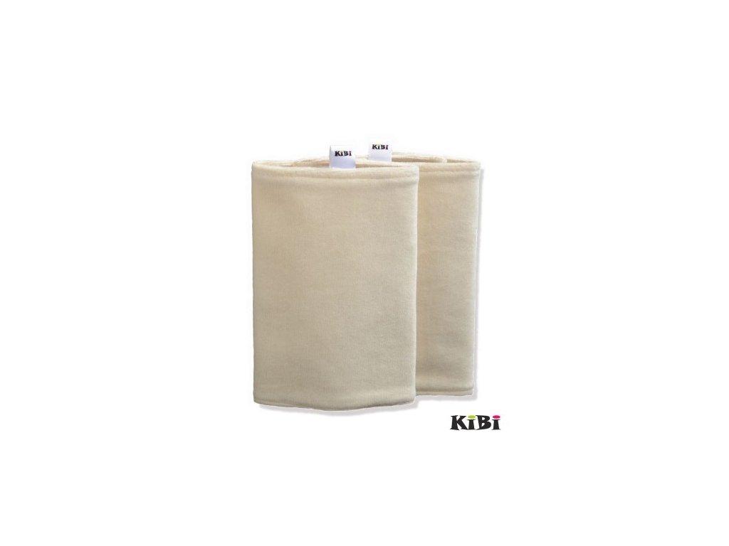KiBi chrániče popruhů - slintáčky