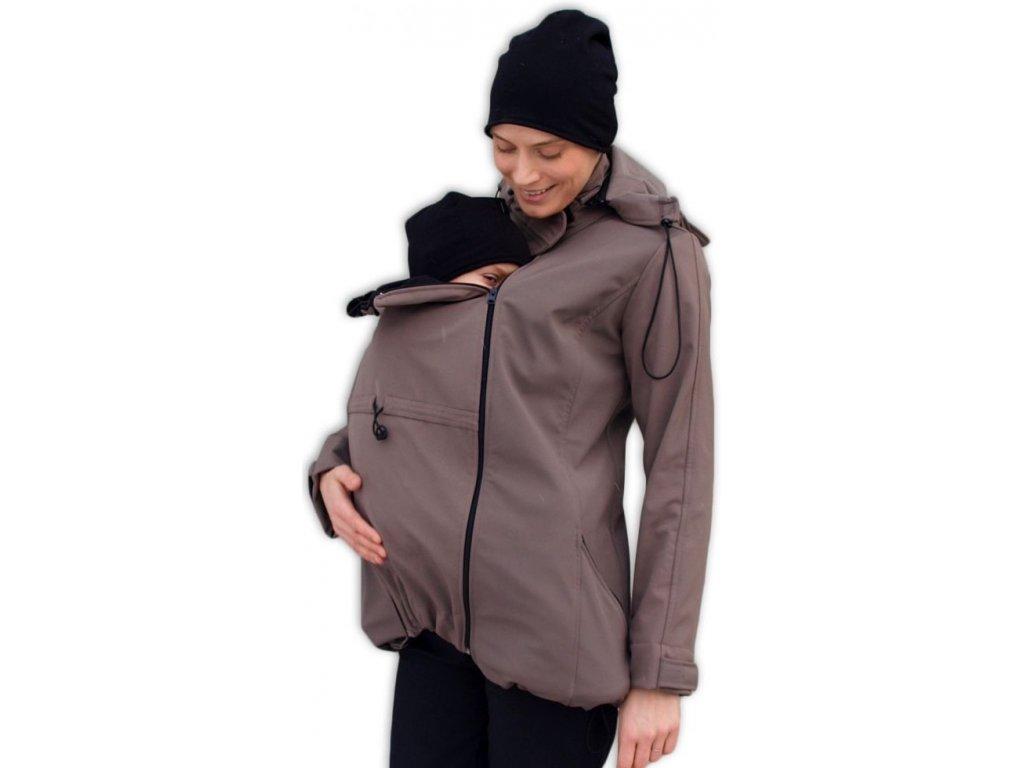 Jožánek - Stella 2 Softshellová bunda pro nošení / těhotenství