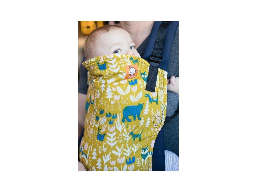 Tula Toddler FABLE  + 1x pár návlečků na nožičky