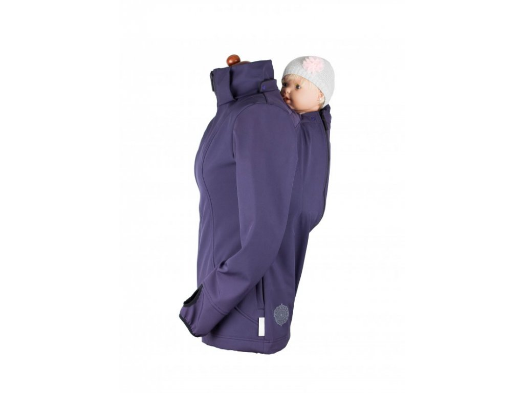cz 1636 softshell bunda magenta f1