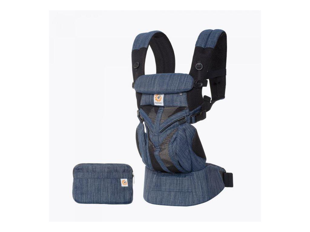 omni 360 cool air mesh indigo weave bcs360pindigo 03