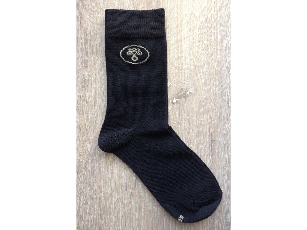 Surtex Merino ponožky tenké (Varianta velikost 31-33 cm (11-13))