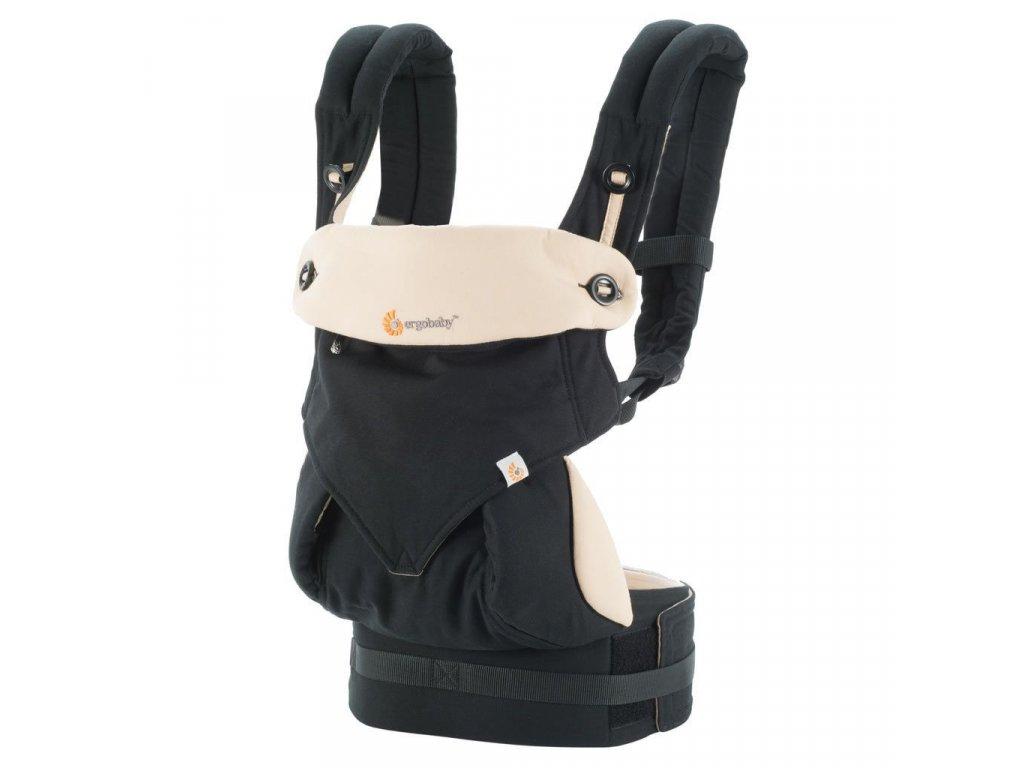 Ergo Baby 360 Black Camel  + 1x pár návlečků na nožičky