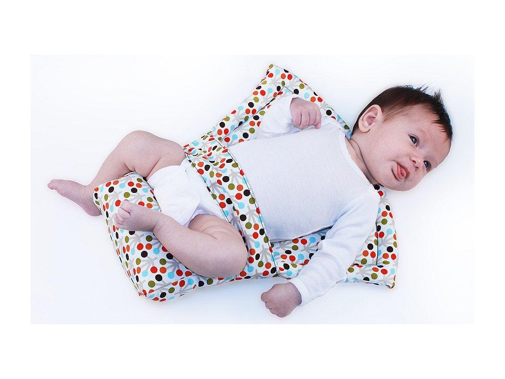 Výsledek obrázku pro nosítko novorozenecká vložka