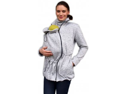 Jožánek RENATA Nosící svetr pro přední nošení