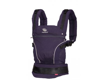 manduca pc babycarrier purple side 2400px kopie