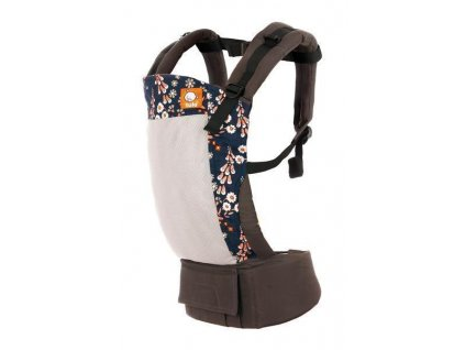 Tula Toddler Coast FOXGLOVES  + Deka Tula