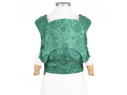 fidella flyclick baby carrier classic persian paisley jungle
