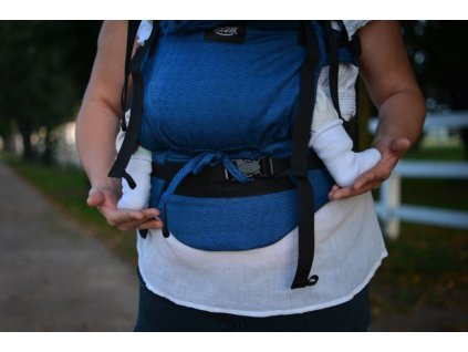 jonas ergonomicke rostouci nositko jozanek bc01 modre diamanty