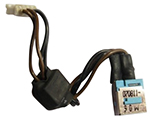 Konektory napájecí a USB