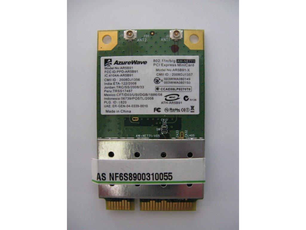 WiFi Mini PCI Express Card