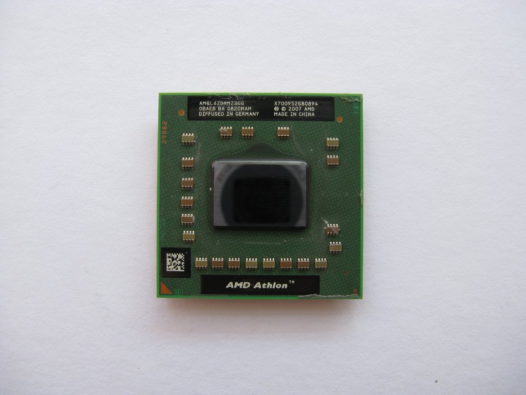 AMD Athlon 64 X2 QL-62, 2.0GHz