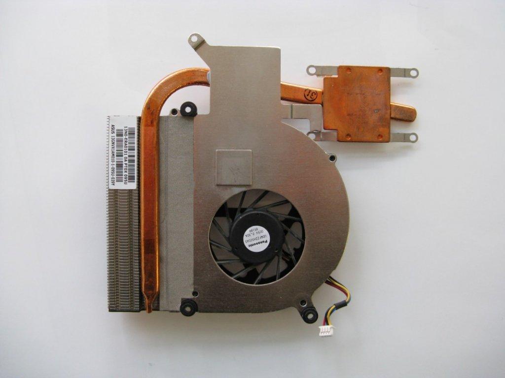 Ventilátor pro Asus K50