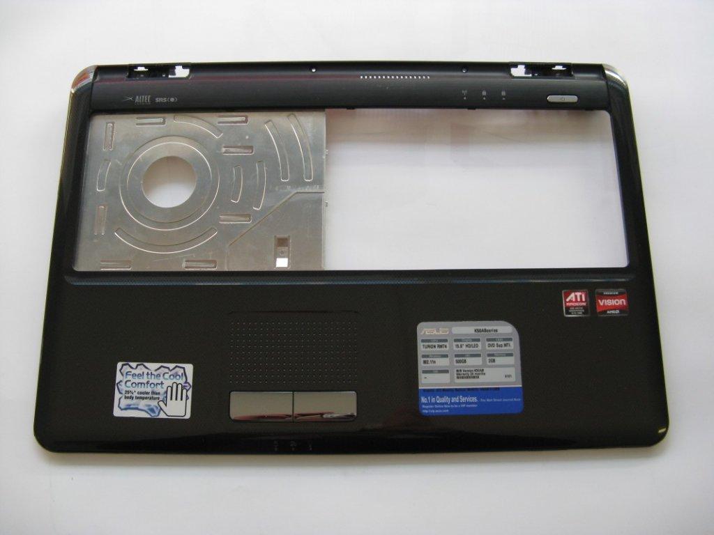 Vrchní kryt pro Asus K50